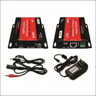 40-2010 HDBaseT v2.0 HDMI 4K x 2K \ 60hz POE BALUN OVER SINGLE CAT5e/6 CABLE