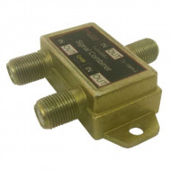 2 Way Bi-Directional RF Digital Splitter for Coax