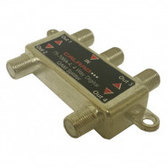 75-706A-4, QAM 4 Way Bi-Directional RF Digital Splitter