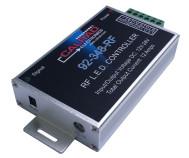 92-348-RF, RGB RF Controller with RF Remote