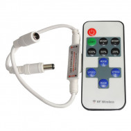 """L.E.D Lighting RF Control with Remote """"Single Color Only"""" 6 Amp"""