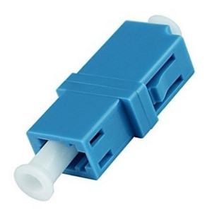 Fiber Optic LC Female to LC Female Coupler
