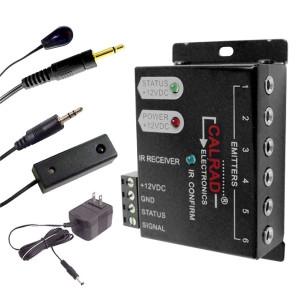 IR Repeater Kit, 6 Port Distribution System