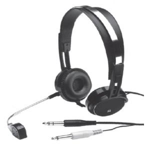 Stereo Headphone with Boom Microphone