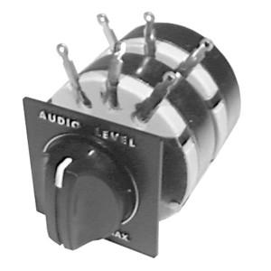 8 Ohm Stereo L-Pad 100 Watt