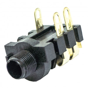 "1/4"" Stereo Jack, 2 Conductor Close Circuit"