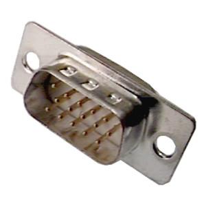 """15 Pin """"D"""" Solder Type Plug"""