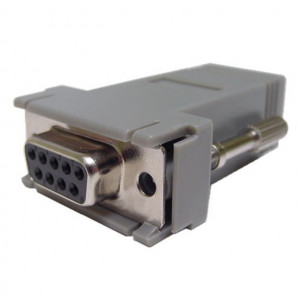 Female DB-9 to RJ45 Jack