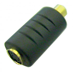 SVHS Jack to RCA Jack Adapter