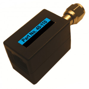 Adjustable Distance RJ45 to Coax Adapter (Sold in Pairs)