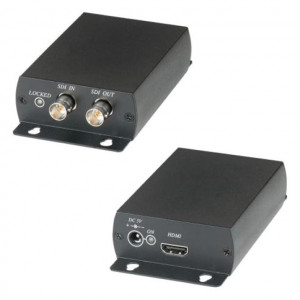 HD-SDI to HDMI Converter with Loop Out