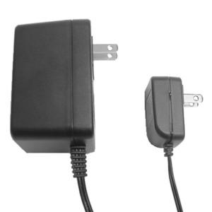 2.1mm Coax, 12V DC, 1.2 Amp Miniature Power Supply