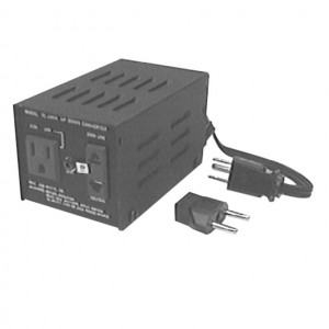 200 Watts Step Up-Down Transformer