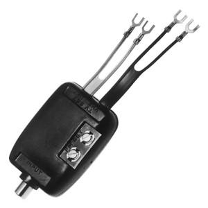 75 Ohm Balun with UHF/VHF/FM Splitter