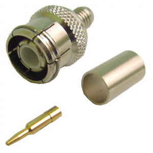 TNC Push-On Connector Crimp-On for RG-59