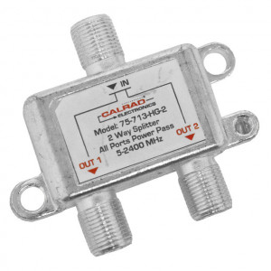 2 Way Digital Splitter, 2.4GHz