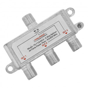 3 Way Digital Splitter, 2.4GHz