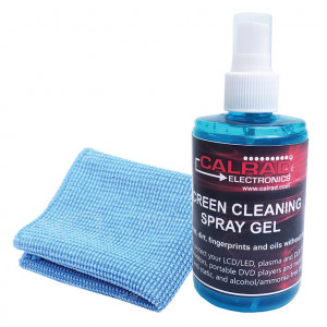 Screen Cleaner with MicroFiber Cloth, 6.8 oz