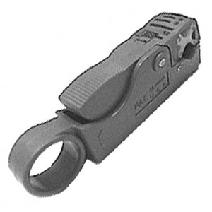 Rotary Coaxial Cable Stripping Tool