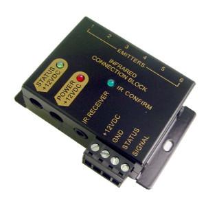 6 Port IR Connecting Block